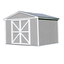 Somerset 10 Ft. W x 8 Ft. D Wood Storage Shed