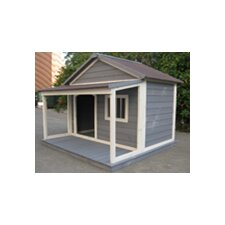 Houses & Paws™ Home Town Dog House