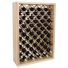 Vintner Series 58 Bottle Floor Wine Rack