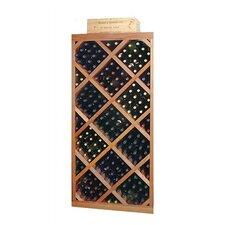 Designer Series Diamond 212 Bottle Floor Wine Rack