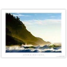 Kunstdruck Faszination - 60 x 80 cm