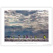Kunstdruck Neue Horizonte - 60 x 80 cm
