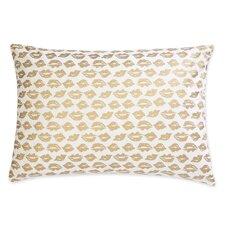 Regal Roses Lips Lumbar Pillow