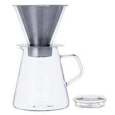 Carat Coffee Dripper and Pot