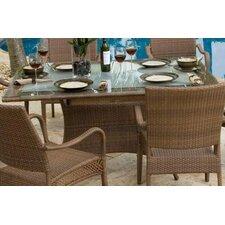 Grenada Patio Rectangular Dining Table
