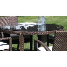 "Soho Patio Glass Top for 48"" Round Table"