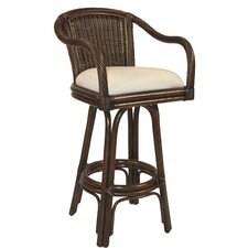 "Key West 30"" Swivel Bar Stool"