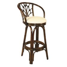 "Valencia 24"" Swivel Bar Stool"