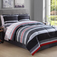 Arden Stripe Bed in a Bag Set