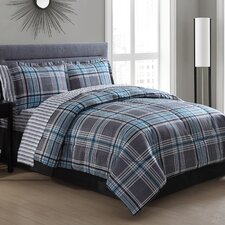 Chelsea Plaid Bed in a Bag Set
