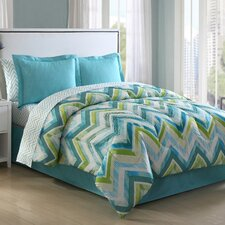 Connor Chevron Bed in a Bag Set