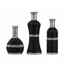Serena 3 Piece Vase Set