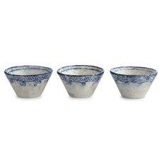 Burano Dipping Bowl Set of 3