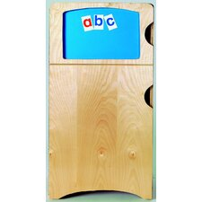 Play Refrigerator with Magnetic Activity Panel