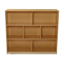 Durable Mobile Toy and Block Shelf