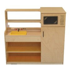 Mobile Island Play Kitchen