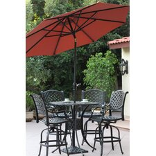 9' Market Umbrella (Parts Ordered Separately)