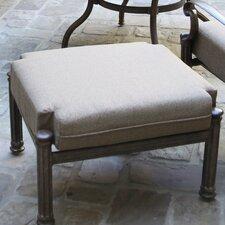 Santa Barbara Ottoman with Cushion