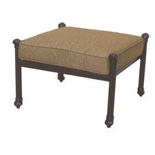 Camino Real Ottoman with Cushion