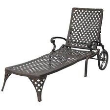 Nassau Chaise Lounge with Cushion
