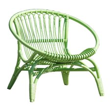 Rattan Low Armchair