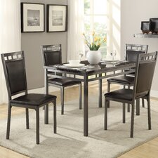 Cushing 5 Piece Dining Set