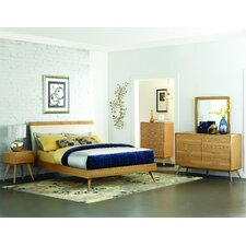 Anika Platform Customizable Bedroom Set