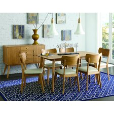 Anika 7 Piece Dining Set
