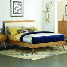 Anika Upholstered Platform Bed
