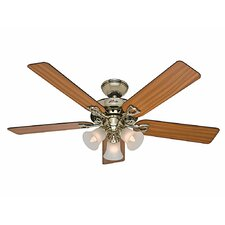 """52"""" The Sontera® 5 Blade Ceiling Fan with Remote"""