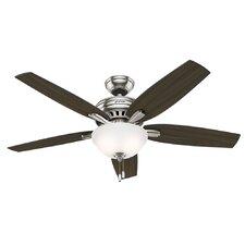 "52"" Newsome 5 Blade Ceiling Fan"