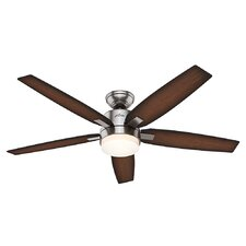 "54"" Windemere 5 Blade Ceiling Fan with Remote"