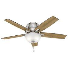 """52"""" Donegan 5 Blade Ceiling Fan"""