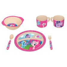 My Little Pony 5 Piece Place Setting