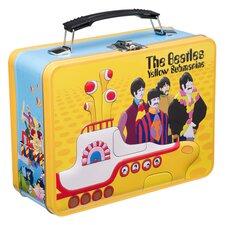 the Beatles Submarine Tin Tote