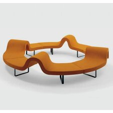 Highway Circular Bench