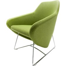 Taxido Sled Base Arm Chair