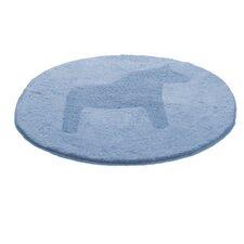 Teppich Dalahorse in Blau