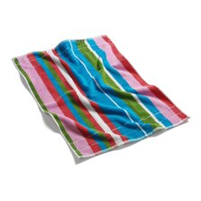 Match Stripe Cotton Hand Towel (Set of 2)