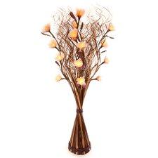 Vase White Carnation