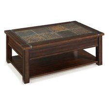 Roanoke Coffee Table with Lift Top and Caster