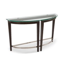 Carmen Demilune Console Table