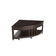 Darien Coffee Table with Magazine Rack