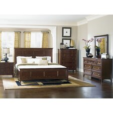 Harrison Panel Customizable Bedroom Set