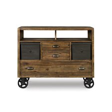 Braxton 3 Drawer Media Chest