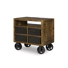 Braxton 4 Drawer Nightstand