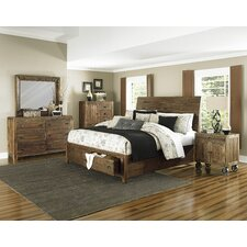 River Ridge Platform Customizable Bedroom Set