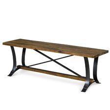River Ridge Wood Kitchen Bench