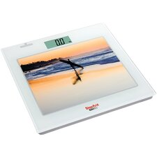 Electronic Digital Scale with Picture Insert