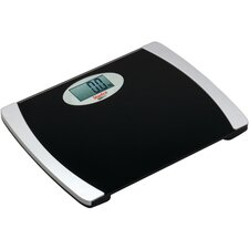 Wide-Platform Electronic Scale
